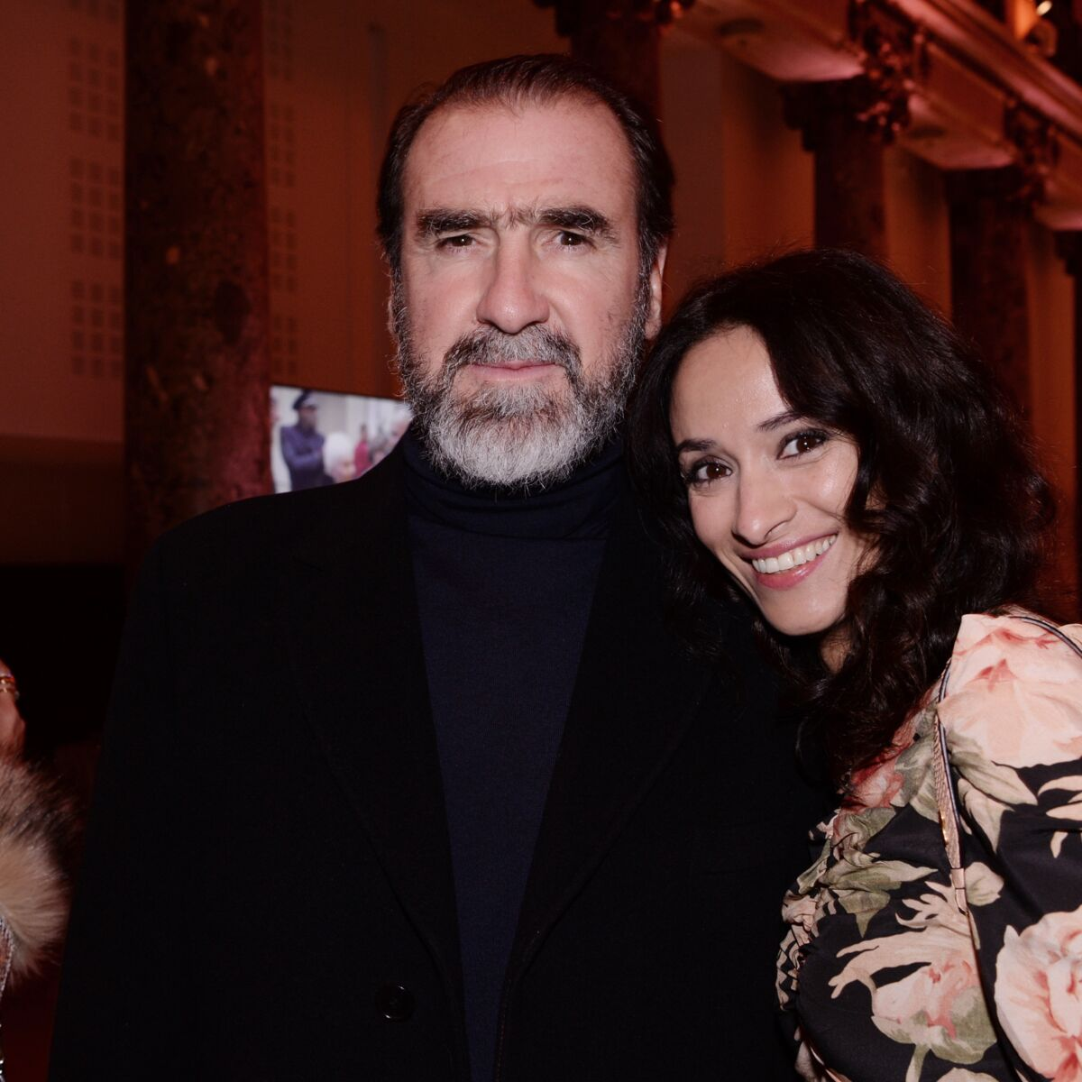 Le couple s'est rencontré lors du tournage de l'outremangeur de thierry binisti en. Eric Cantona Et Rachida Brakni Leurs 18 Ans D Amour Ce N Est Pas Du Cinema Femme Actuelle Le Mag