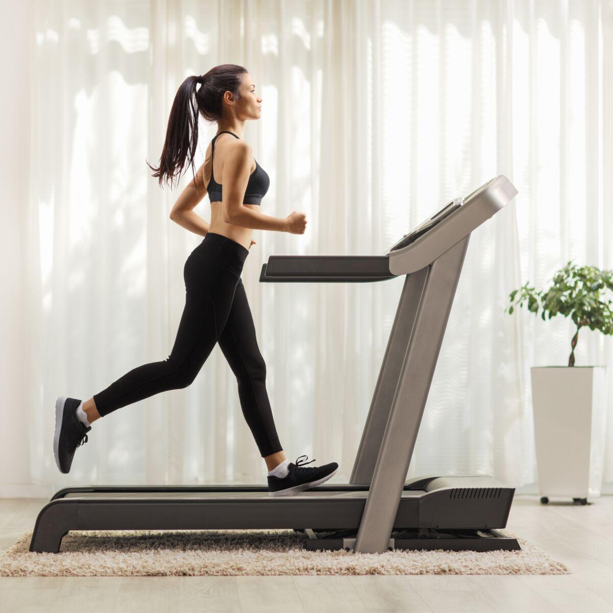tapis de course le programme ideal pour perdre du poids femme actuelle le mag
