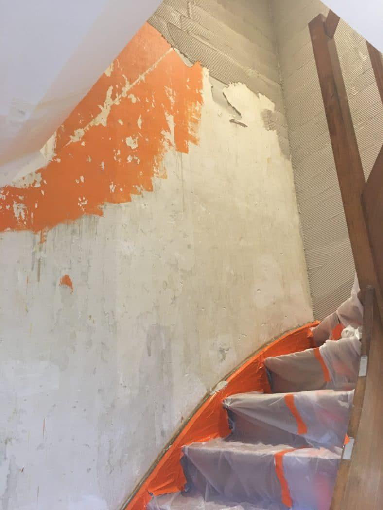 Renovation Escalier Nord Pas De Calais rénovation cage d'escalier - facade-déco