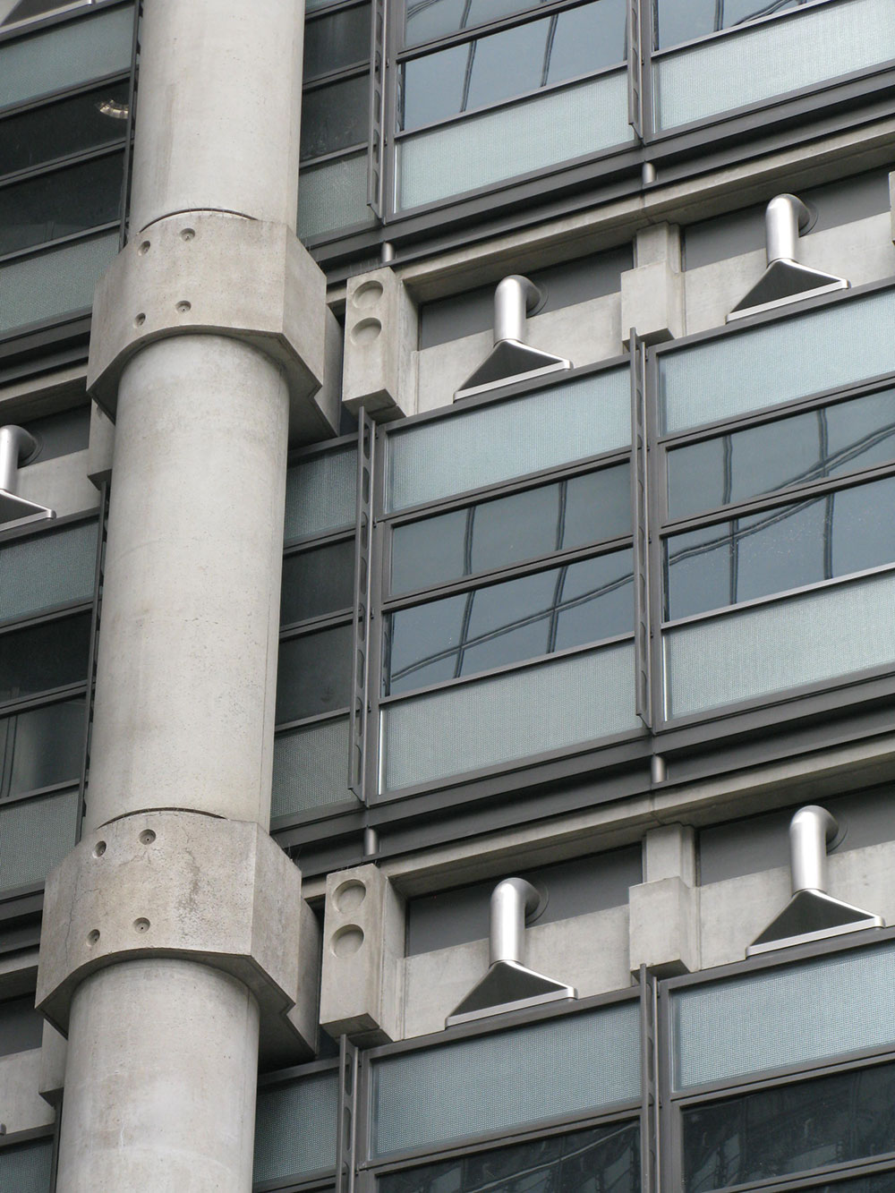Lloyd S Building London Facadeworld