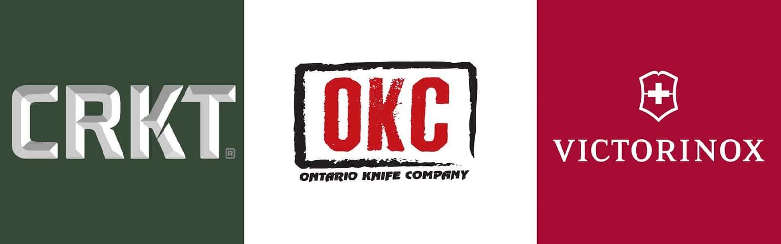 Nossas Marcas de Facas e Canivetes