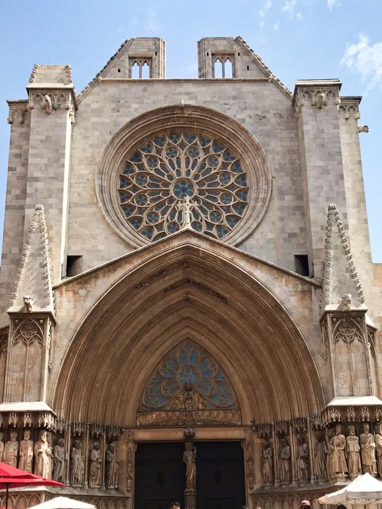 Cattedrale di Tarragona.