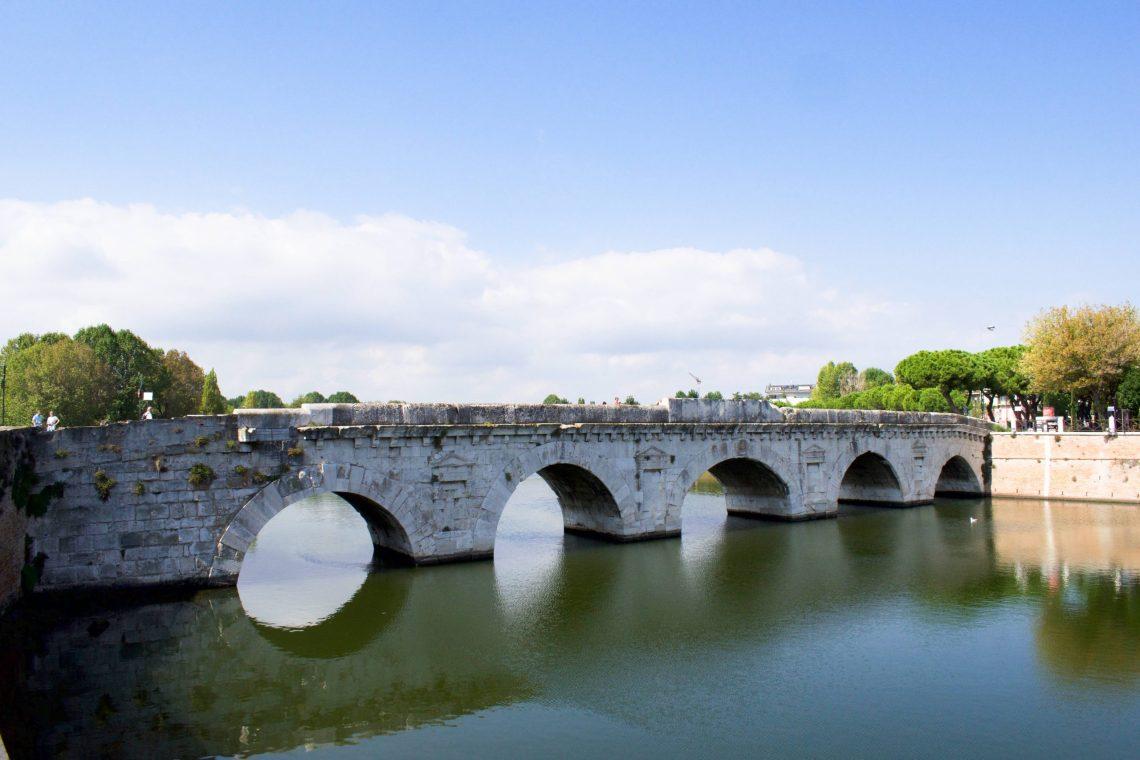 Ponte Tiberio di Rimini