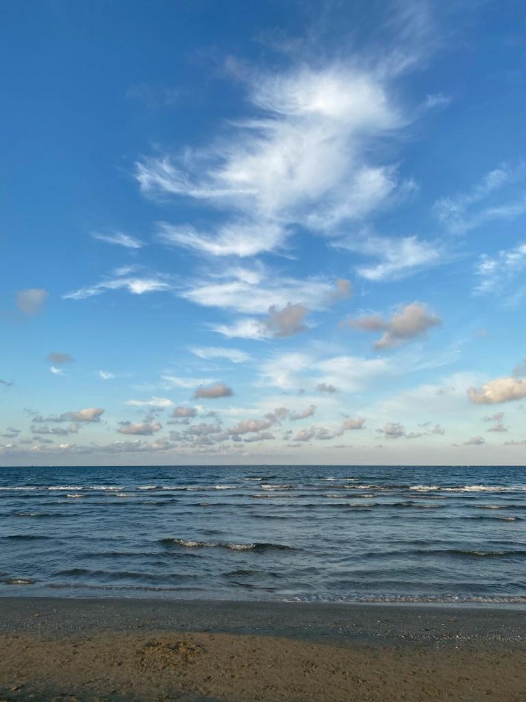 Mare e spiaggia.