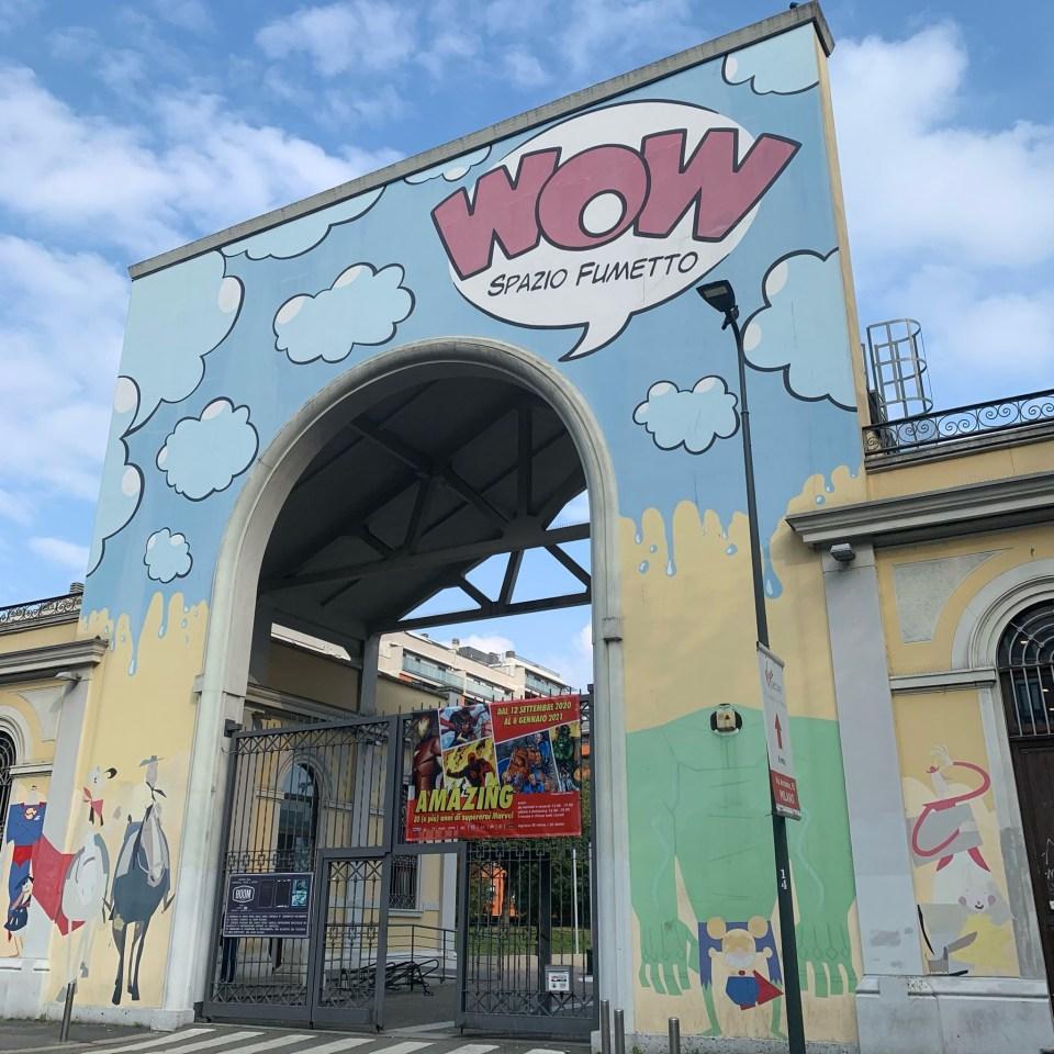 Museo del Fumetto - Spazio Wow