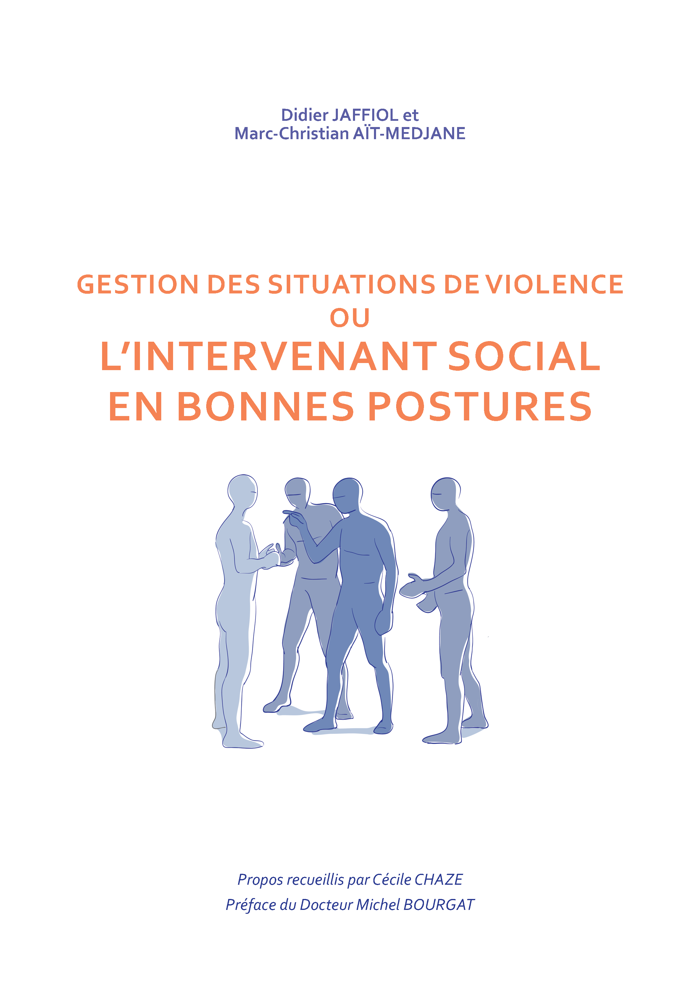 Les intervenants sociaux face à la violence, un livre sur les bonnes pratiques