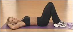 Простые упражнения, чтобы убрать живот и бока в домашних условиях