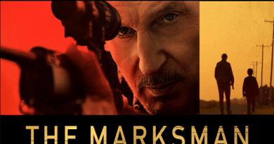 فيلم The Marksman 2021