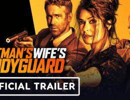 فيلم The Hitman's Wife's Bodyguard (2021)