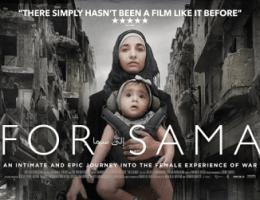 فيلم For Sama 2019