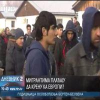 СРБИЈА: Шта се крије иза доласка миграната у Европу? (ВИДЕО)
