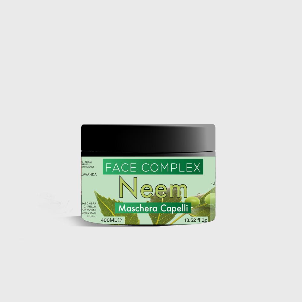 Maschera capelli Olio di Neem