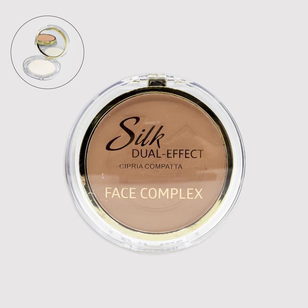 Cipria Compatta silk dual effect  Face Complex Cosmetics