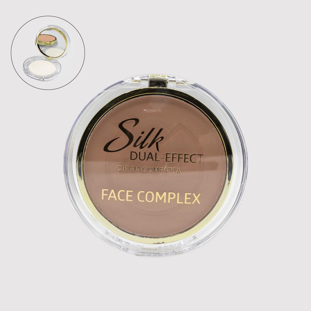Cipria Compatta silk dual effect