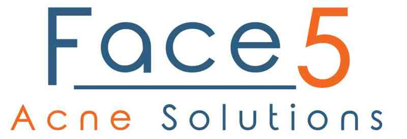 face five acne solutions logo