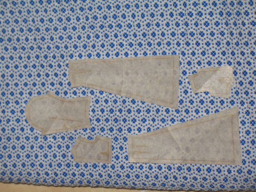 How to Print a Miniature Pattern on Tissue Paper (5/6)