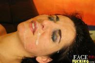 Face Fucking Natalie Ava