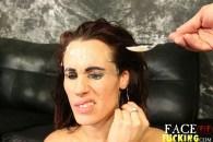 Face Fucking Crystal Rayne