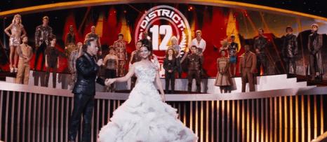 Katniss & Caesar