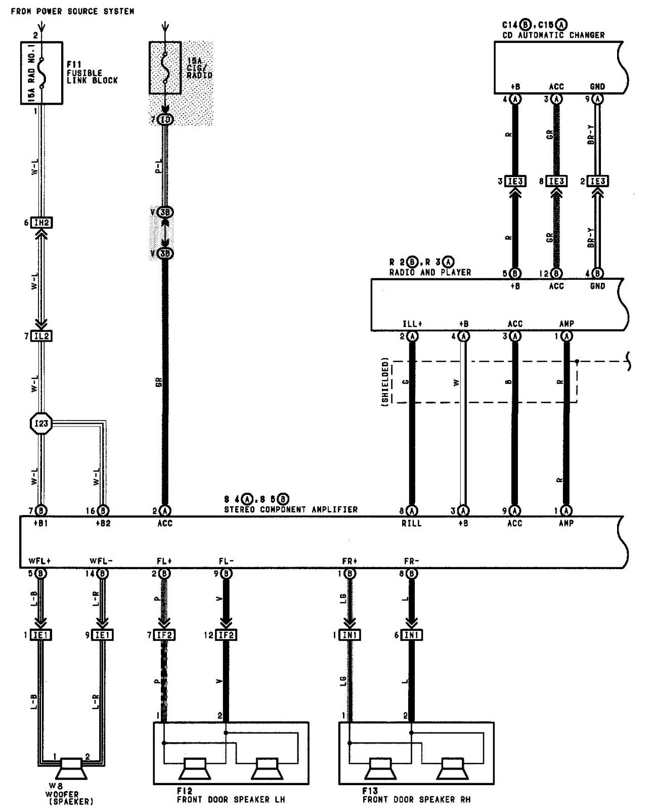 Radio Teleswitch Wiring Diagram