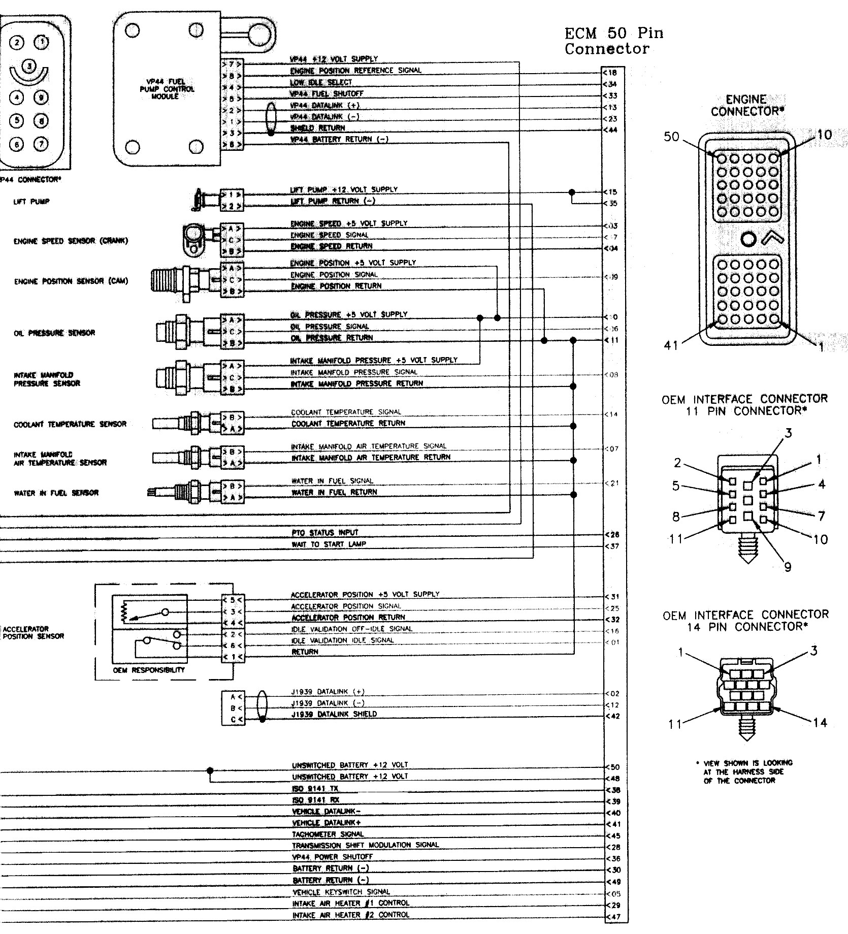 Dodge Dakotum Alternator Wiring Diagram