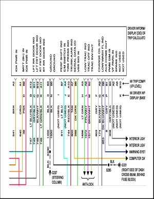 2005 Pontiac Grand Prix Radio Wiring Diagram Gallery