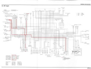 2006 Honda Cbr600rr Wiring Diagram Gallery   Wiring Diagram Sample