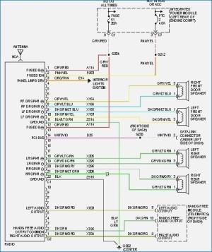2014 Ram 1500 Radio Wiring Diagram Download | Wiring
