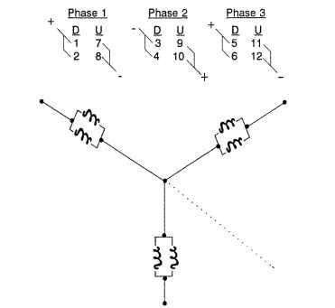 3 Phase Motor Wiring Diagram 9