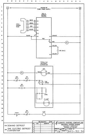 3 Wire Defrost Termination Switch Wiring Diagram Download
