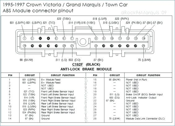 97 lincoln continental radio wiring diagram 1995 lincoln town car radio wiring diagram wire center u2022 rh 45 76 62 56 1j 89 honda prelude wiring diagrams