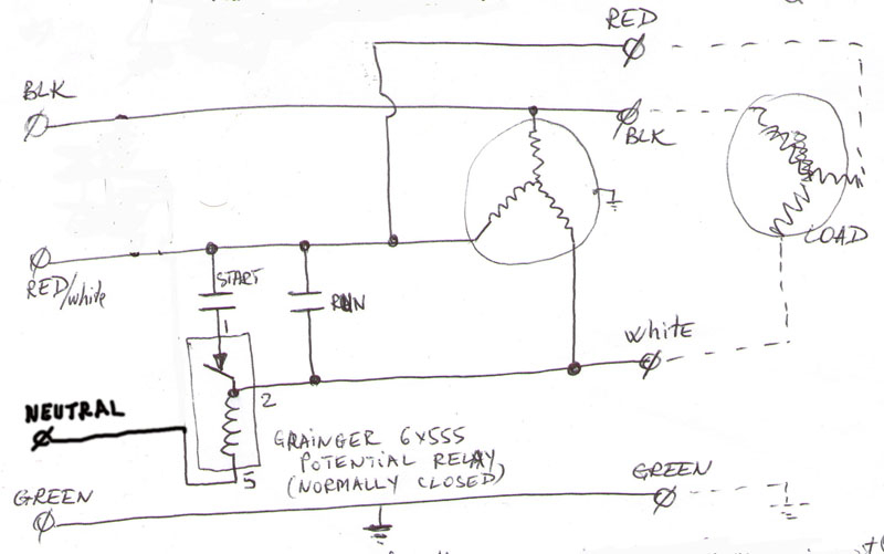 American Rotary Phase Converter Wiring Diagram Rotary Phase | Index on baldor reliance motor wiring diagram, static phase converter diagram, single phase to 3 phase converter diagram, allen bradley contactor wiring diagram, 3 phase single phase transformer wiring, 3 phase electric panel diagrams, 3 phase static converter, multi horsepower single phase motor diagram,