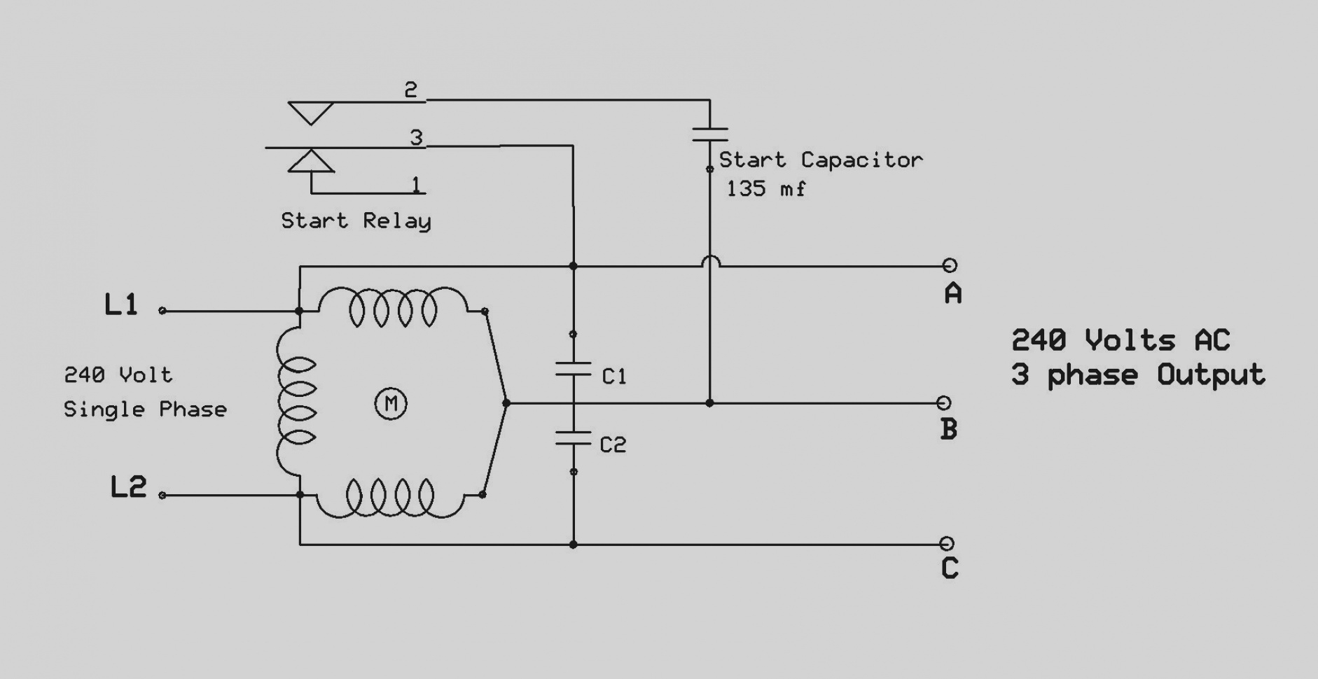 Pleasing Ajax 5 Hp Electric Motor Wire Diagram Basic Electronics Wiring Diagram Wiring 101 Tzicihahutechinfo