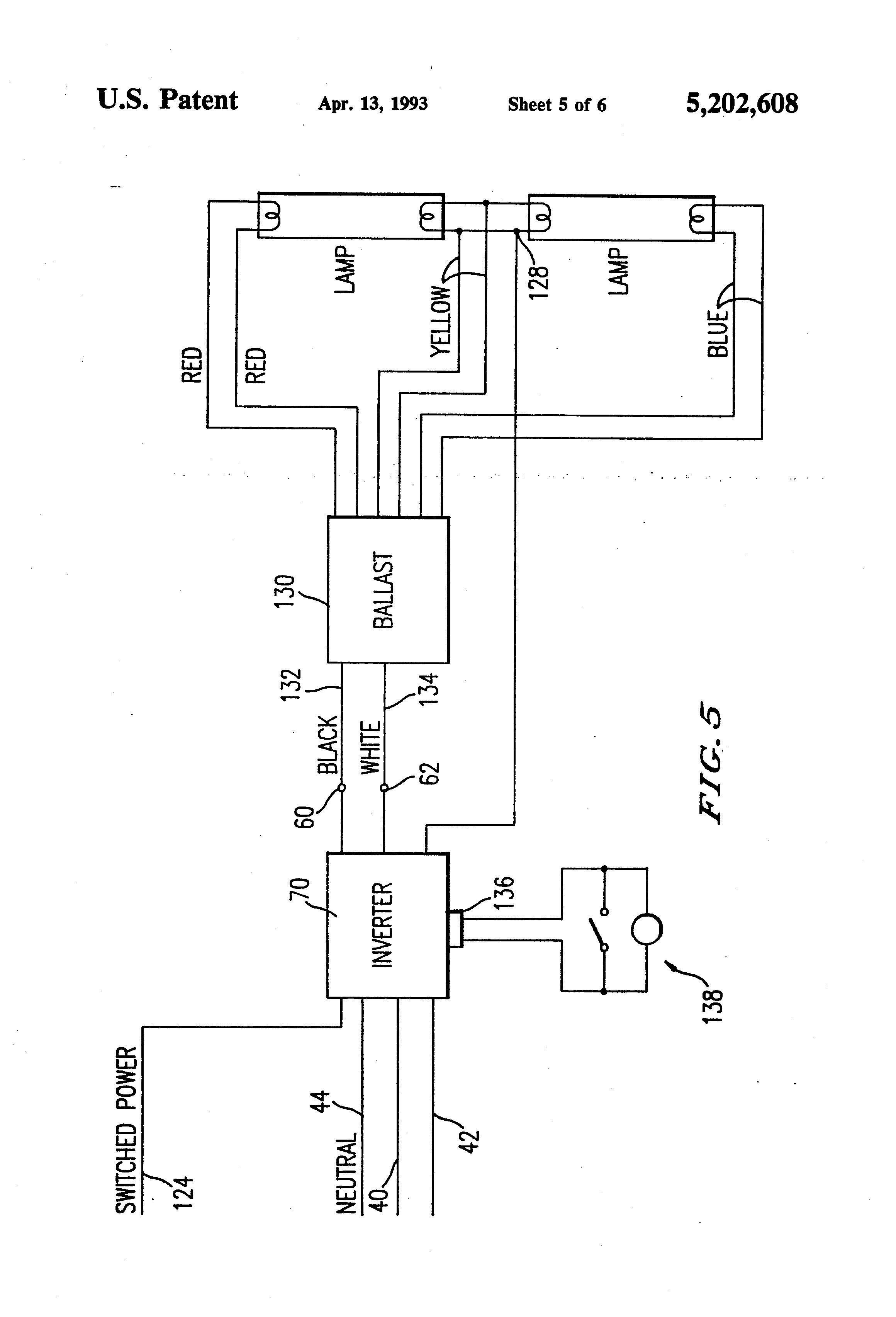 Bodine B90 Emergency Ballast Wiring Diagram Gallery