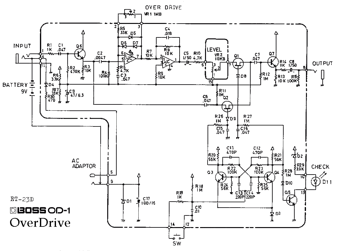 Alli B Wiring Diagram