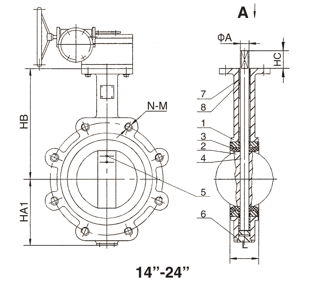 Butterfly Valve Wiring Diagram Gallery