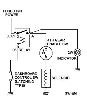 Control Relay Wiring Diagram Download | Wiring Diagram Sample