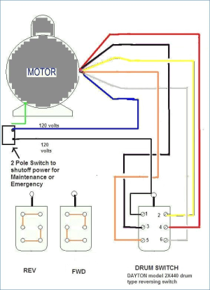Electric Motor Wiring Basics  impremedia