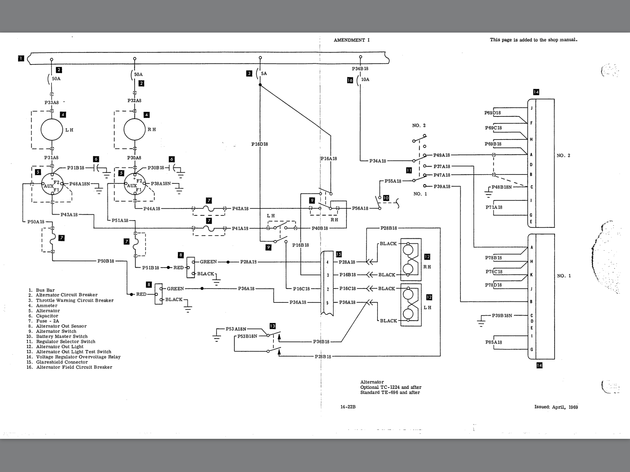 Wiring Diagram For Beech