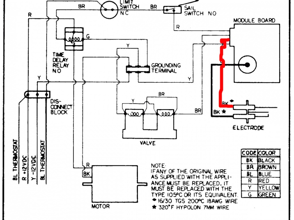 Monaco Dynasty Wiring Diagram