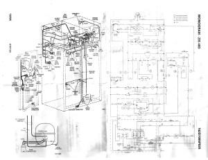 Ge Side by Side Refrigerator Wiring Diagram Sample | Wiring Diagram Sample