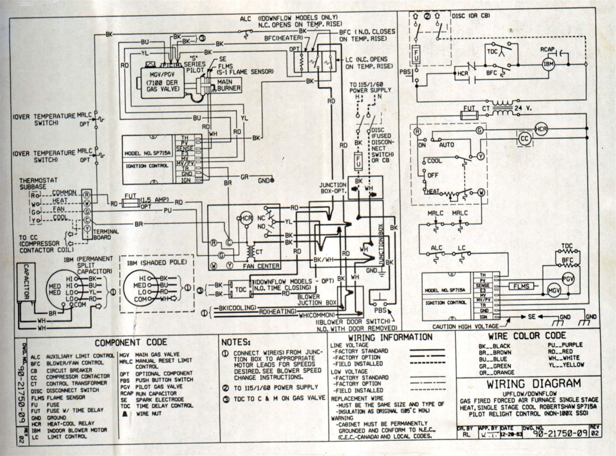 Braeburn Thermostat Wiring Heat Pump Diagram