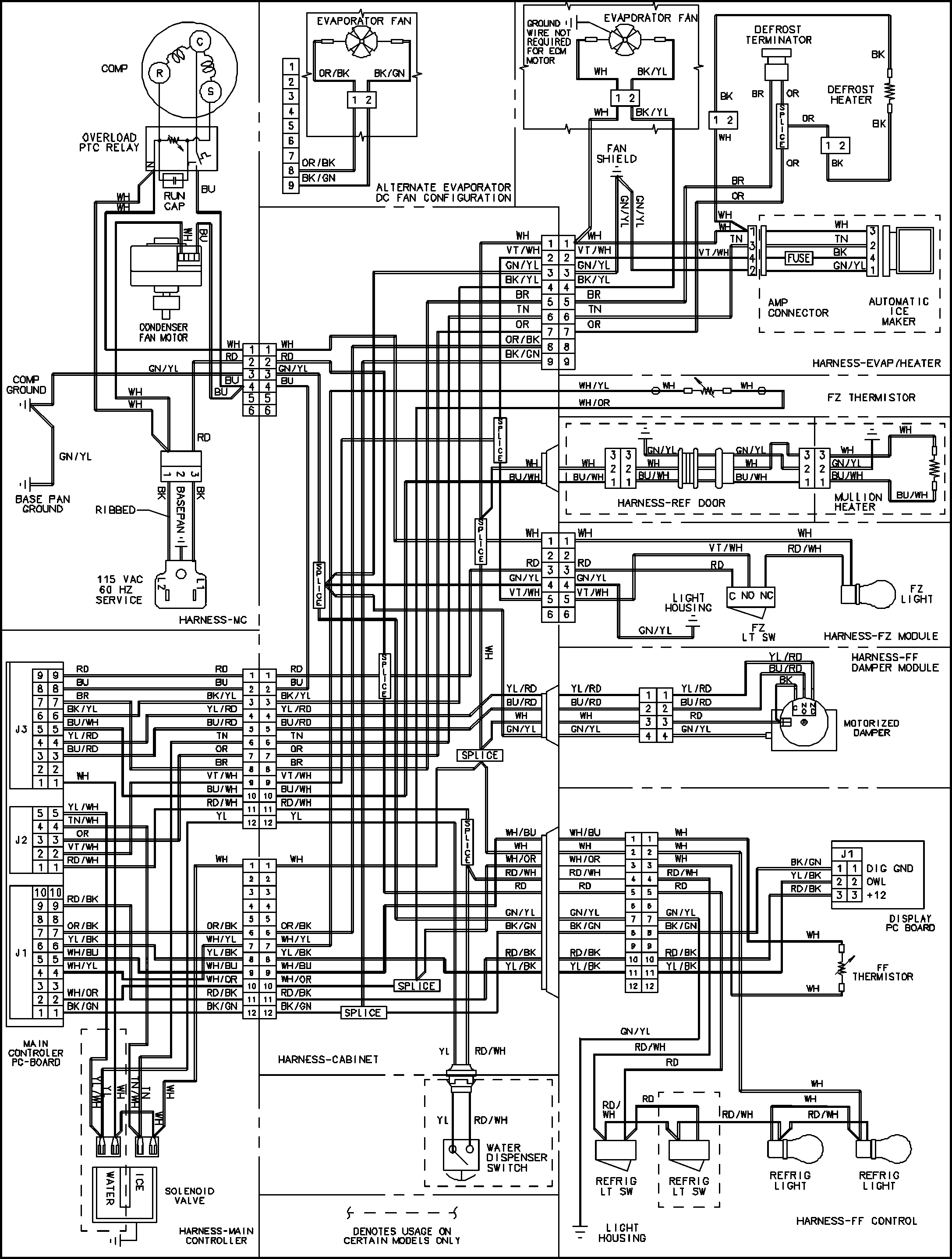 bohn wiring diagrams wiring diagram save  bohn wiring diagrams #5