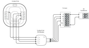 Humidifier To Furnace Wiring Diagram | Wiring Library