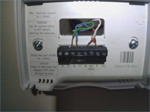 Honeywell Rth2300 Rth221 Wiring Diagram Gallery | Wiring Diagram Sample