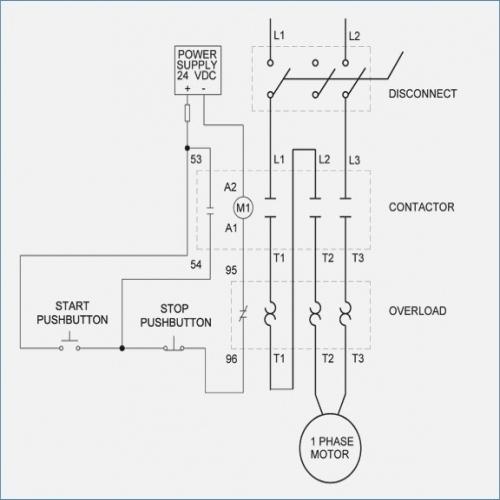 magnetic motor starter wiring diagram motorssite org rh motorssite org square d magnetic motor starter wiring diagram