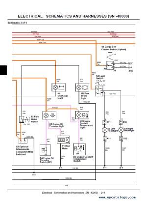 John Deere Gator 620i Wiring Diagram  Wiring Diagram