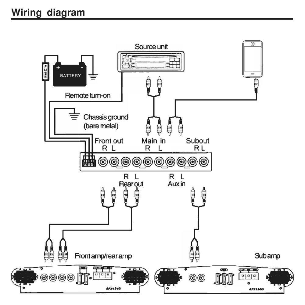 Kicker Kisl Wiring Diagram Wiring Schematic Diagram 20
