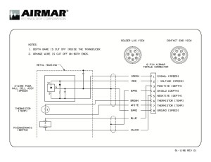 Lowrance Structure Scan Wiring Diagram | Wiring Library
