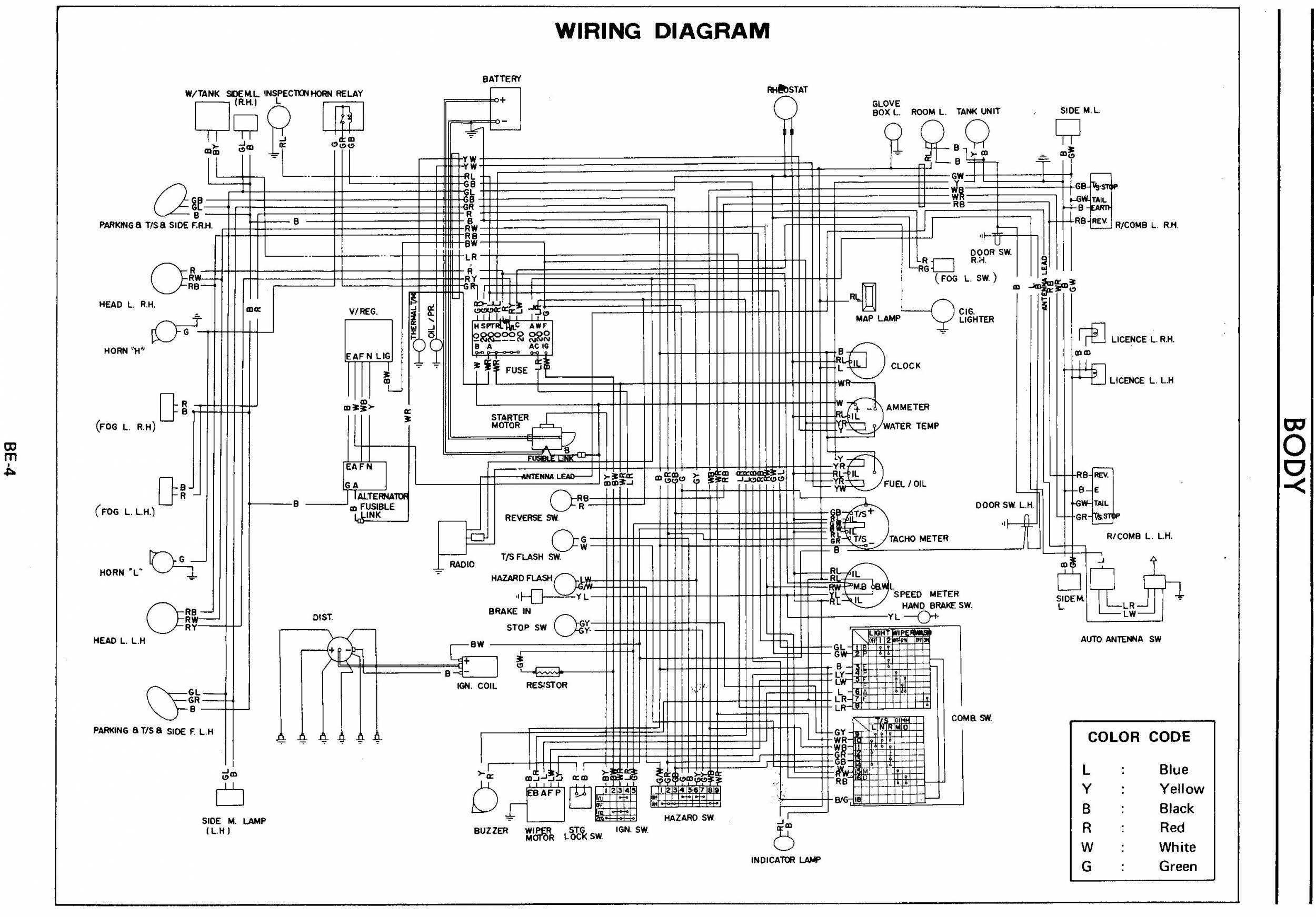 Paragon 00 Wiring Diagram Download